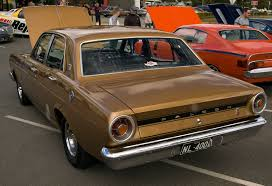 1968 xr gt in the only available colour ford falcon australia