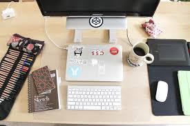 furniture home computer desks stylish modern excellent white desk