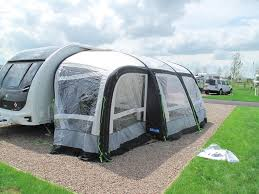 Kampa Caravan Awnings Kampa Rally Air Pro 390 Plus Practical Caravan
