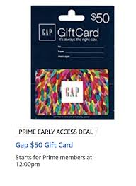 gift card for sale oos 50 gap gift card on sale doctor of credit