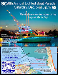 christmas lighted boat parade in port isabel tx must attend