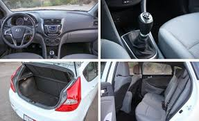Hyundai Accent Interior Dimensions Gallery Of Hyundai Accent Hatchback