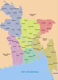 Map Of Bangladesh S2online Website To Help S 2s Bangladesh Country Studies