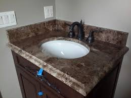 Bathroom Vanity Tops by Bathroom Vanity Tops Chicago Archives Ldk Countertops Archive