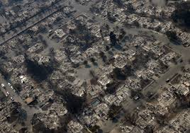 Wildfire Suppression Equipment by Devastating California Wildfires Predicted To Cost Us Economy 85