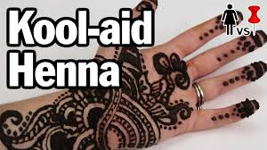 diy kool aid henna corinne vs pin 4 youtube