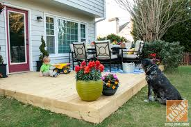 Cheap Backyard Patio Designs Small Patio Decorating Ideas By Kelly Of View Along The Way