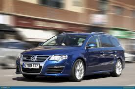 ausmotive com drive thru volkswagen passat r36