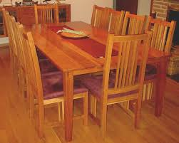 simple cherry wood dining room tables designs and colors modern