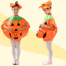Boys Pumpkin Halloween Costume Cheap Pumpkin Costume Kids Aliexpress