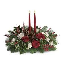 christmas centerpieces same day delivery of christmas centerpieces 1st in flowers