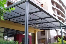 coperture tettoie in pvc coperture su misura a roma in alluminio ferro o policarbonato