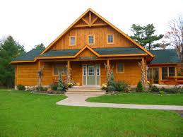 bobcaygeon log home floor plan by 1867 confederation