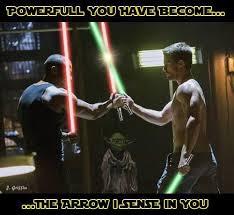 Memes De Star Wars - 13 best memes de star wars en arrow images on pinterest new