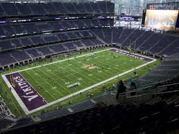 map us bank stadium venue section 317 view to map us bank stadium world maps