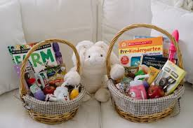 basket easter last minute easter basket ideas for kids lynzy co