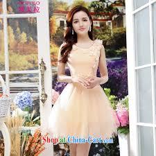 Stylish Wedding Dresses Could Pull Oufulo 2015 New Stylish Bridal Toast Clothing Spring
