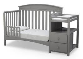 Sorelle Tuscany 4 In 1 Convertible Crib And Changer Combo by Delta Children Abby 4 In 1 Convertible Crib And Changer By Delta
