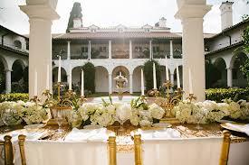 jekyll island wedding venues monogrammed gold wedding at crane cottage at the jekyll island