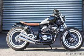 une honda vt 500 e custom signée micho u0027s garage motorcycles good