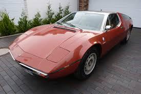 maserati pink 1974 maserati bora classic driver market