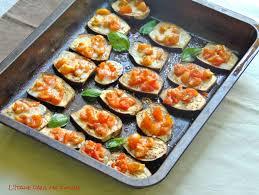 cuisiner les aubergines au four petites pizzas d aubergine l italie dans ma cuisine