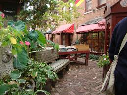 Family Garden Columbus Ohio Book Loft German Village Columbus Ohio Next To Wickliff U2026 Flickr