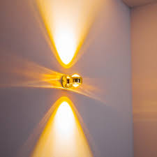 Wohnzimmer Bar Ebay Led Design Wandleuchte Wandlampe Flurlampe Wandstrahler Wohnzimmer