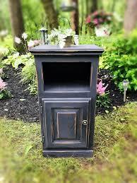Black Liquor Cabinet Unique Vintage Black Cabinet Vintage Liquor Cabinet Solid Wood