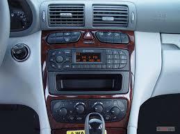 2003 mercedes c class image 2003 mercedes c class 4 door sedan 2 6l instrument