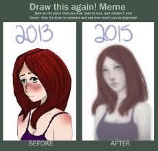 Before And After Meme - before and after meme by delbeyy on deviantart