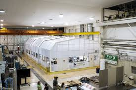 capable clean room helps nasa langley robot build new composites