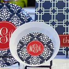 personalized dinnerware personalized melamine bowls clairebella personalized dinnerware