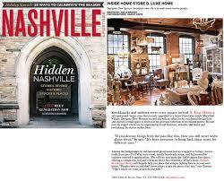 Home Design Store Nashville Press D Luxe Home Nashville