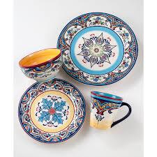 dinnerware colorful dinnerware sets sale colored