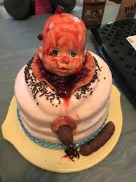 would you take a bite out of this baby shower cake africa star news