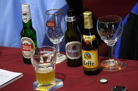 sodium in light beer hoegaarden beer calories livestrong com