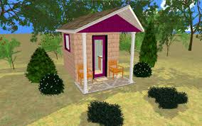 Tiny House 600 Sq Ft Cozy Home Plans