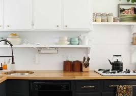 kitchen backsplash tile ideas with wood cabinets inexpensive backsplash ideas 12 budget friendly tile