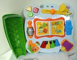 learn and groove table leapfrog learn groove musical table leapfrog baby bilingual learning