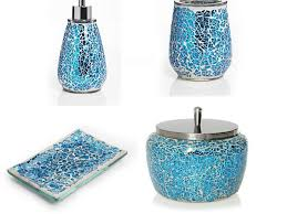 blue bathroom accessories uk interior design