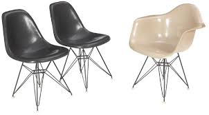 Eames Eiffel Armchair Treadway Toomey Galleries September 12 2004 20th Century Art