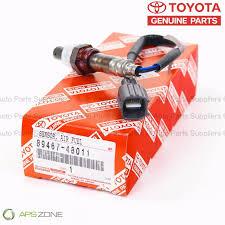 lexus rx300 bank 2 sensor 1 genuine toyota lexus highlander rx300 air fuel ratio sensor oem