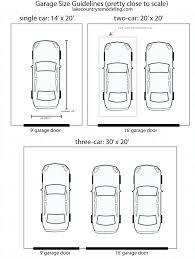 2 car garage door dimensions size of garage door getanyjob co