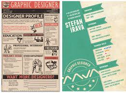 Interactive Resume Examples by Creative Ways To Showcase Your Resume Building Better Courses