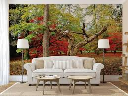 wall decor home decor home living wall mural chinese tree chinese garden wallpaper wall decal chinese tree chinese tree