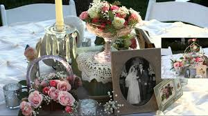 cool shabby chic floral arrangements youtube