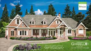 columbus cottage house plan house plans by garrell associates inc