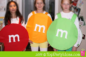 m m costume easy costume m m candy top party ideas