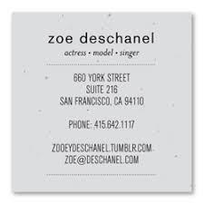 Business Cards San Francisco Plantable Business Cards Seeded Paper Business Cards Green